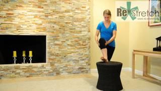 2-Supine Hamstring Stretch