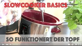 Langsam kocht besser (Folge 1): Wie funktioniert ein Slowcooker?