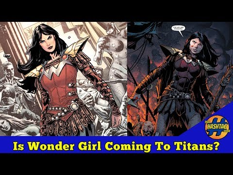 EXCLUSIVE: Wonder Girl to Appear on DC