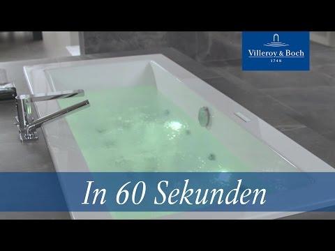 In 60 Sekunden: Whirlpools 2.0 | Villeroy & Boch