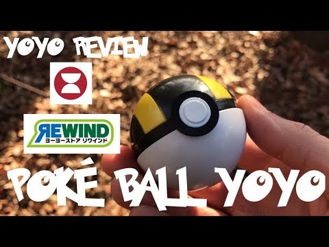 [Yo-Yo] Pokémon - Poké Ball Yo-Yo Review By TokYo-Yo
