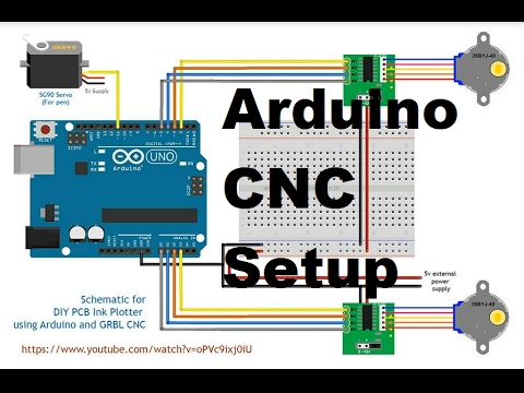 hqdefault 28byj 48 stepper motor uln2003 sg90 tower pro servo arduino ciclop 3d scanner arduino uno/cnc shield v3 wiring diagram at readyjetset.co