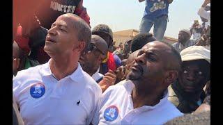 L'opposant Moïse Katumbi dit avoir été interdit d'entrée en RD Congo