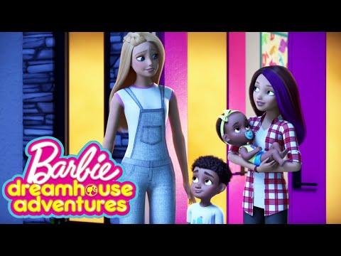 Baby Sister Babysitter   Barbie Dreamhouse Adventures   Barbie