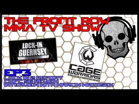 Episode 3 with Marcin Wrzosek and Lock in 2 Guernsey Report