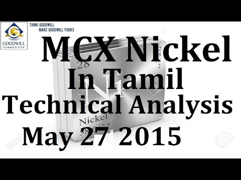 MCX NICKEL TRADING TECHNICAL ANALYSIS MAY 27 2015 IN TAMIL ...