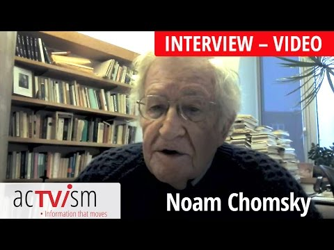 Noam Chomsky: Media, NATO, ISIS, Free Trade Agreements & Humanity