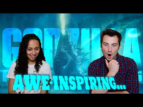 GODZILLA: KING OF THE MONSTERS Trailer Reaction!