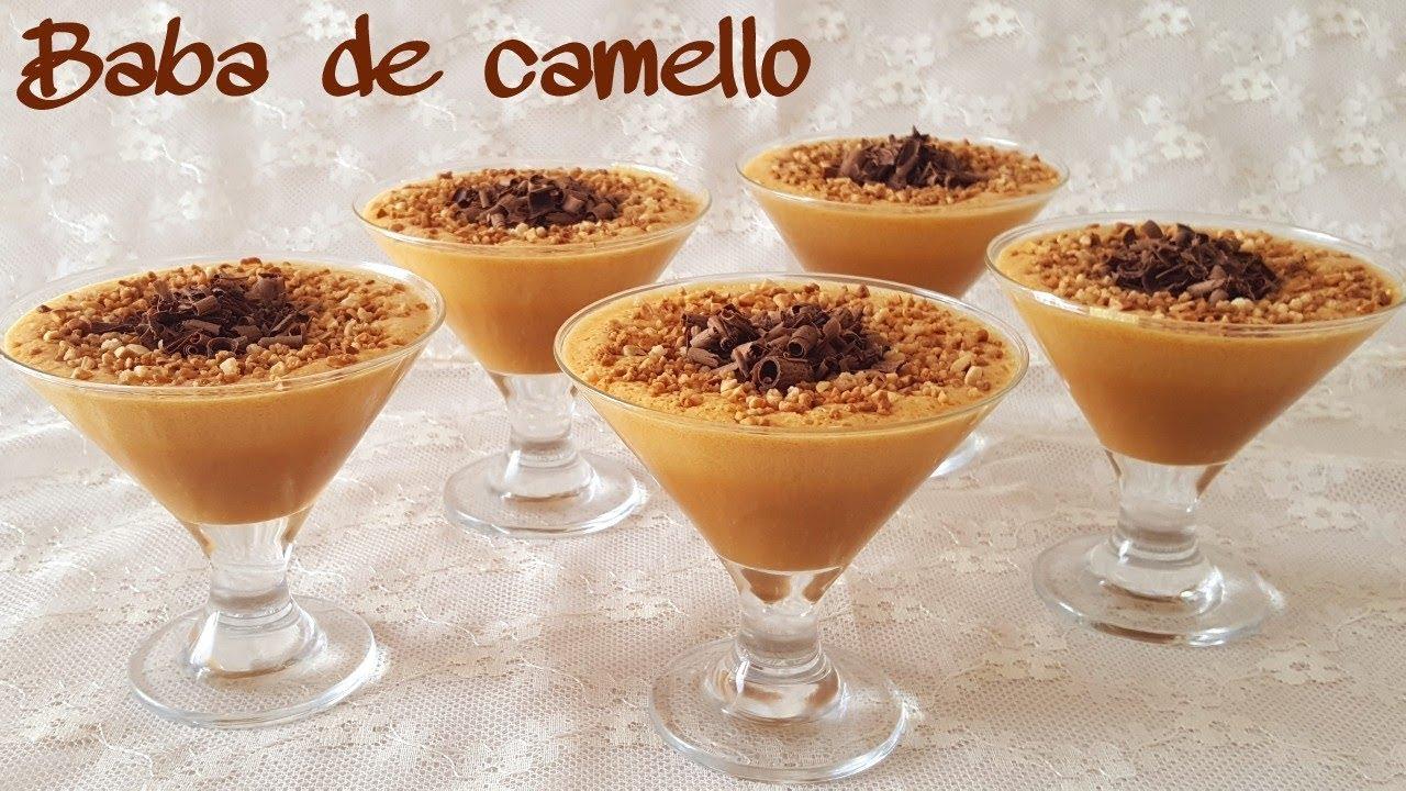 Baba de Camello - Acomerpe.com