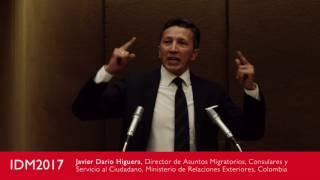 """""""La migración como una OPORTUNIDAD compartida"""""""