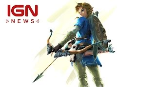 zelda breath of the wild will be the same experience on nx ign news