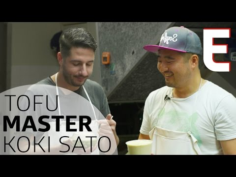 How Tofu Master Koki Sato Makes LA's Best Tofu — Shokunin