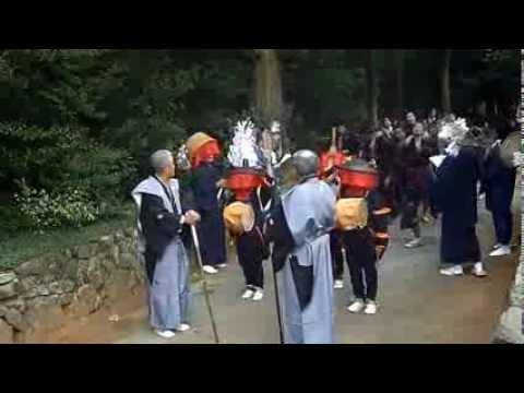 平成25年 豊川市西原町祭礼 笹踊り