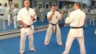 Уроки киокушинкай Каратэ - Урок 4