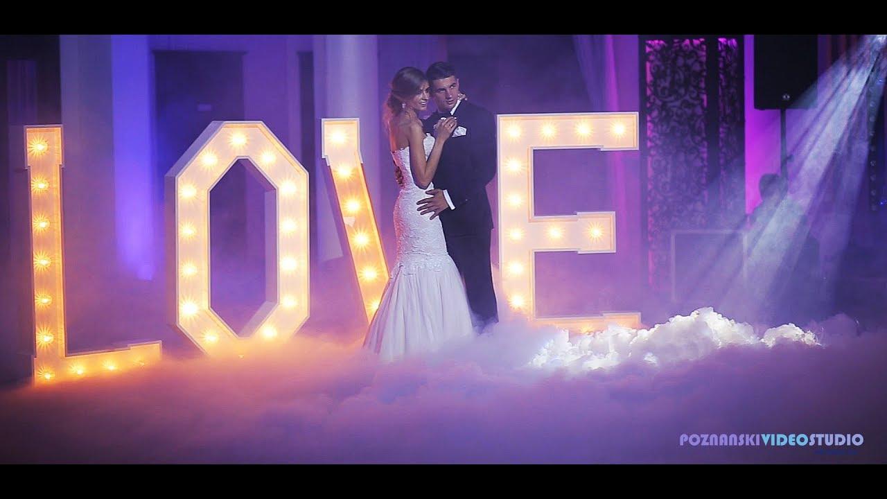 MAGDA I PIOTREK / WEDDING DAY / HOTEL  BINKOWSKI / KIELCE