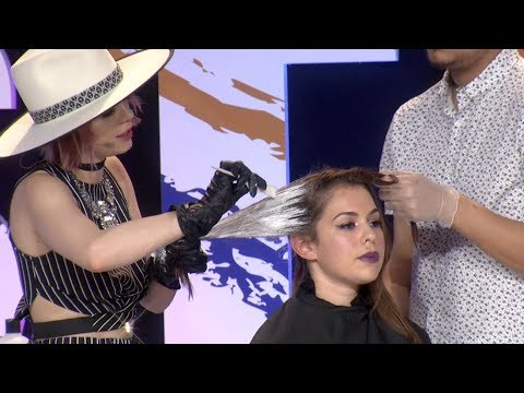 CosmoProf - Premiere Orlando Hair Color Stage