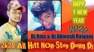 2020 Hitt Santali Nonstop Dj Song  Happy New Year 2020 Spl Mix  Dj Bms & Dj Abinash Mardi