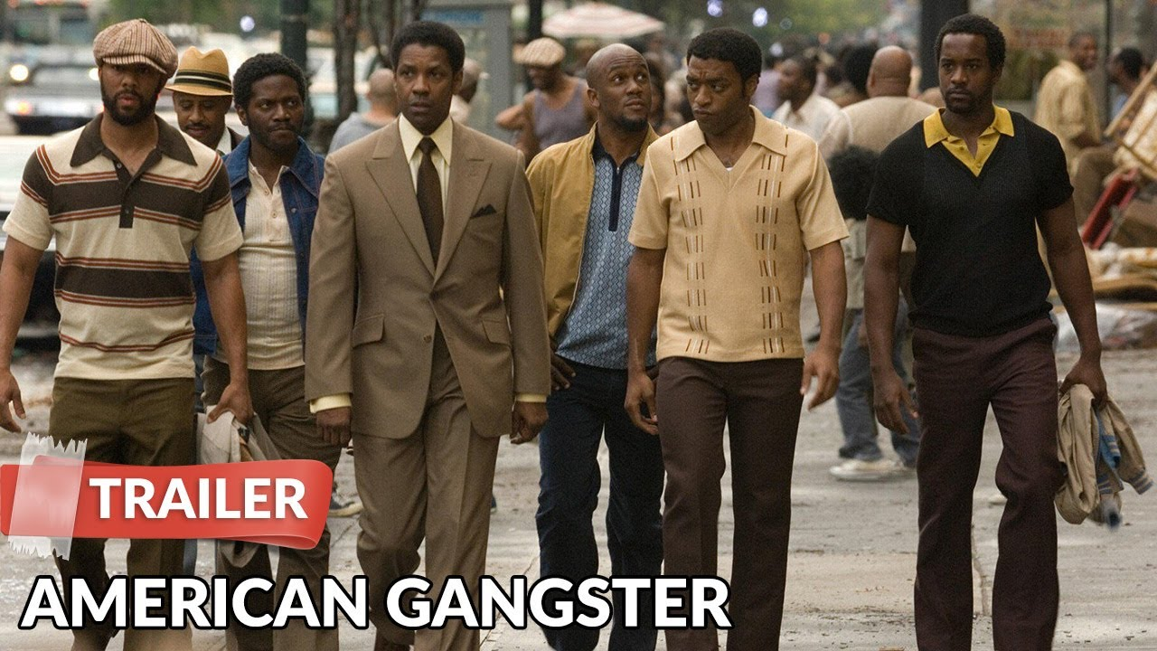 Anerican Gangster