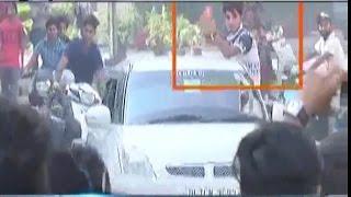 Watch Speeding Car Perform Stunts on Street, Hits Auto in Delhi