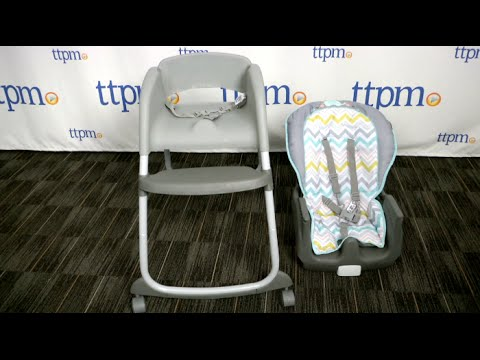 ingenuity high chair 3 in 1 cover girls bedroom trio from kids ii youtube
