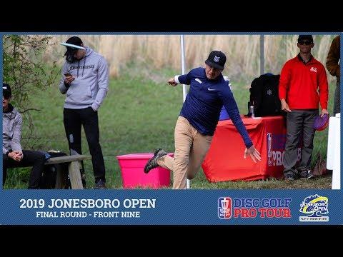 2019 Jonesboro Open - MPO Chase Card - R3F9 - Ulibarri, Keith, McMahon, Lizotte