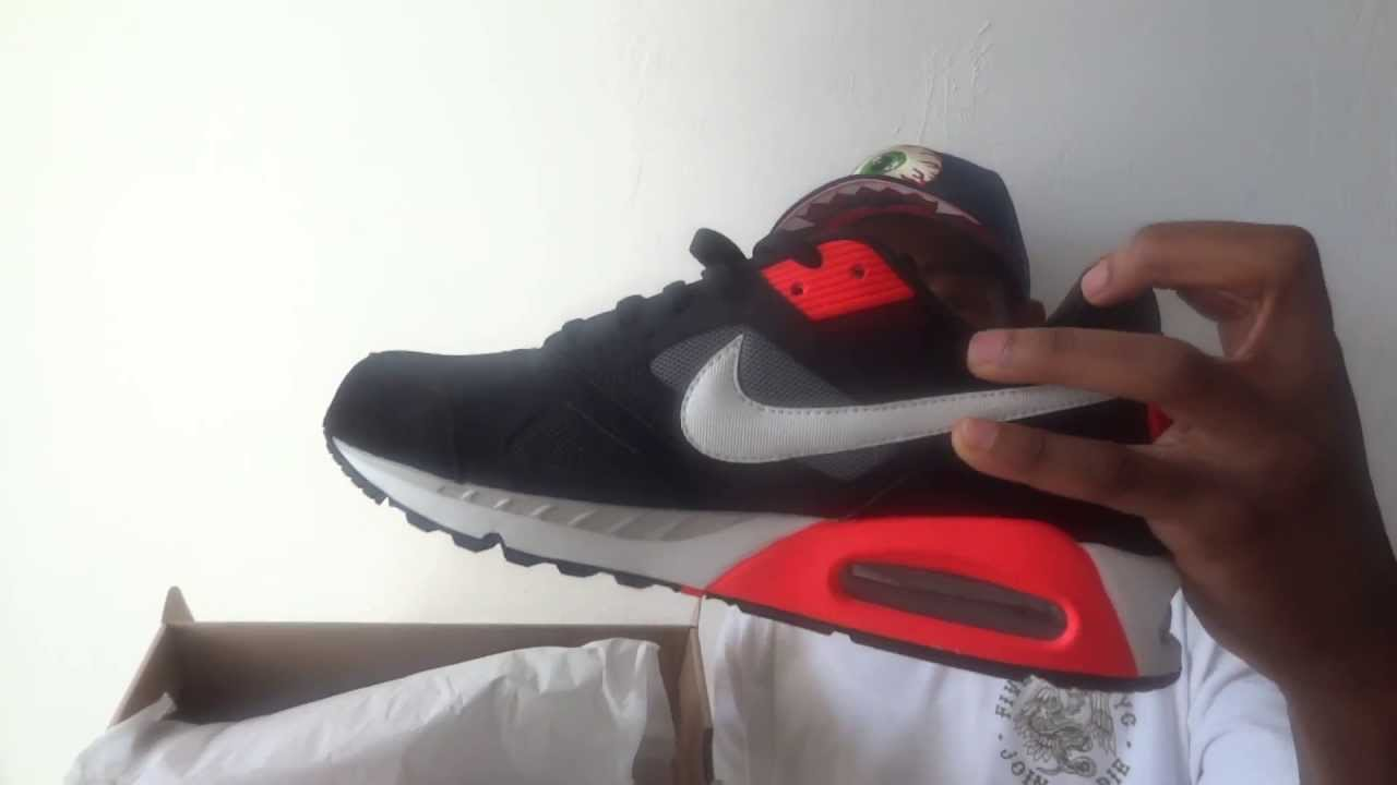 the best attitude c9fab c936c Nike Airmax IVO Review + On Feet - YouTube