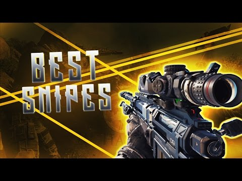 FaZe Attach's Best Snipes in BO3!