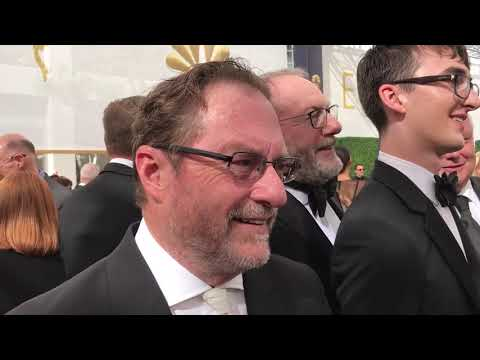 Stephen Root 'Barry' on Emmys 2018 red carpet  GOLD DERBY