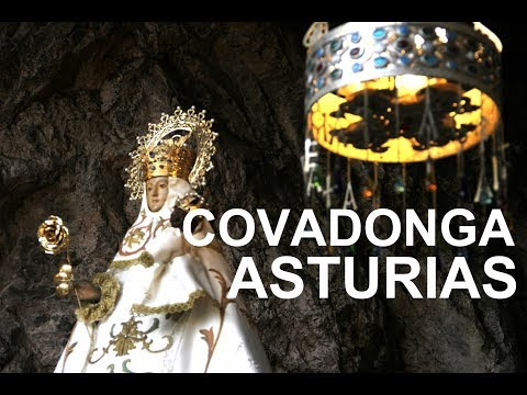 vídeo sobre Covadonga, the sanctuary of Asturias