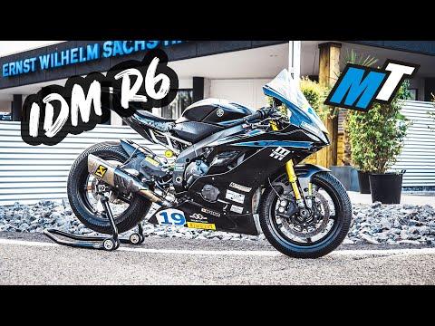 IDM Special - SSP 600 R6 Team Motolife