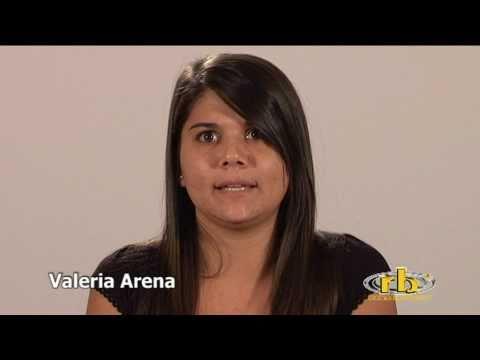 VALERIA ARENA - provino e intervista - WWW.RBCASTING.COM