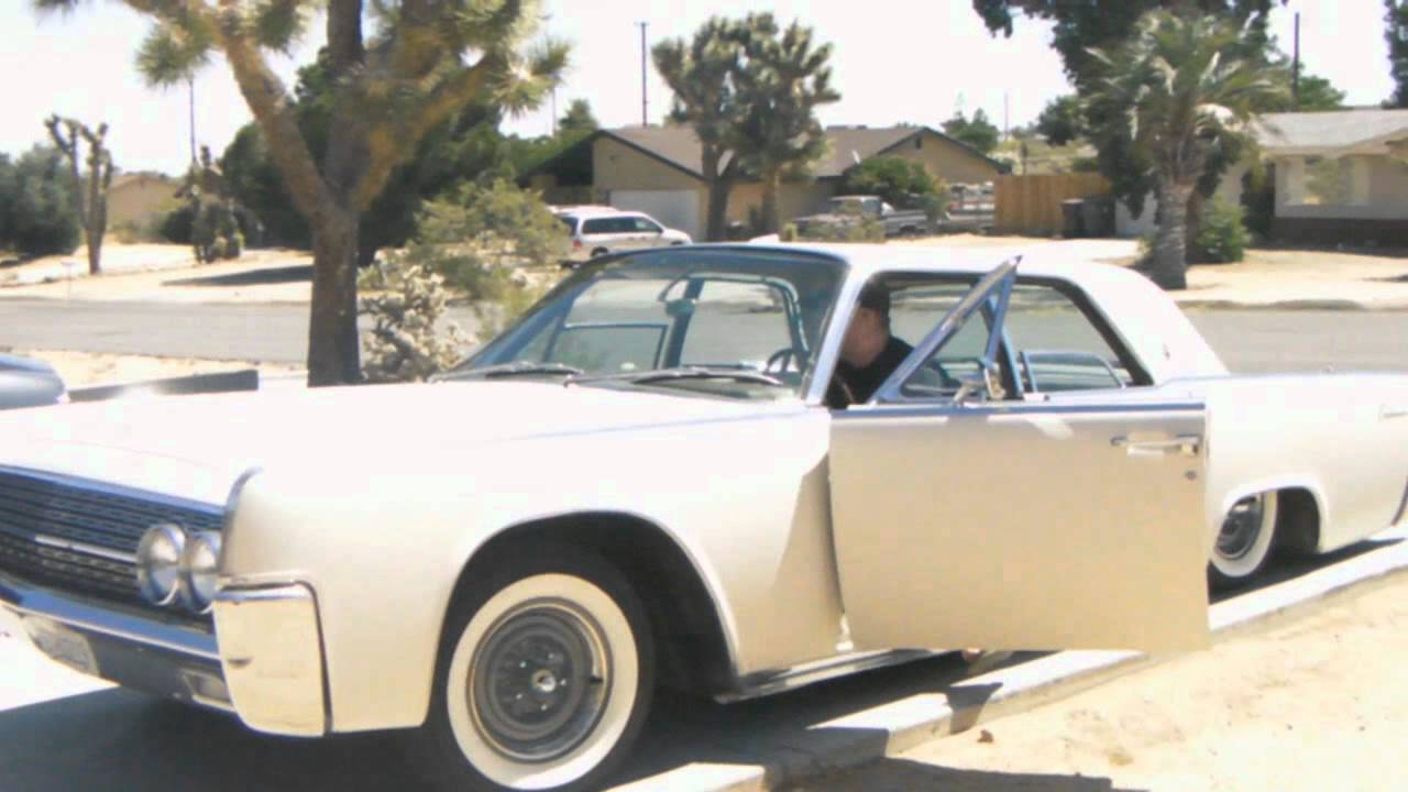 Sick Bagged 1962 Lincoln Continental Youtube