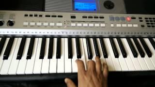 Download Hindi Video Songs - Saanj ye gokuli Piano tutorial