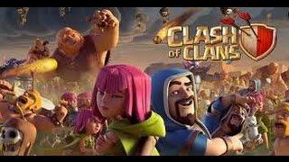 Clash of Clans - Rei Burro