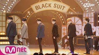 SUPER JUNIOR Black Suit Comeback Stage M COUNTDOWN 171109
