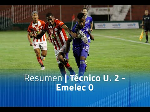 Tecnico U. Emelec Goals And Highlights
