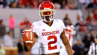 Best WR in the Big XII 💥 || Oklahoma WR CeeDee Lamb 2019 Highlights ᴴᴰ