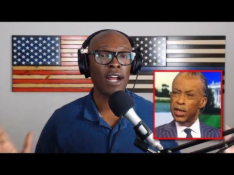 Al Sharpton Tells LIES About Turning Point USA's YBLS on MSNBC (REACTION)