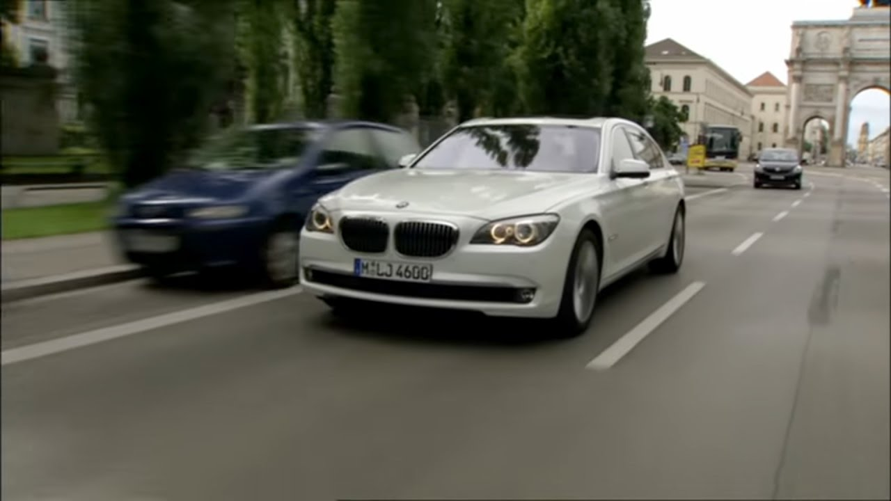 2010 BMW 760Li (F02) - YouTube