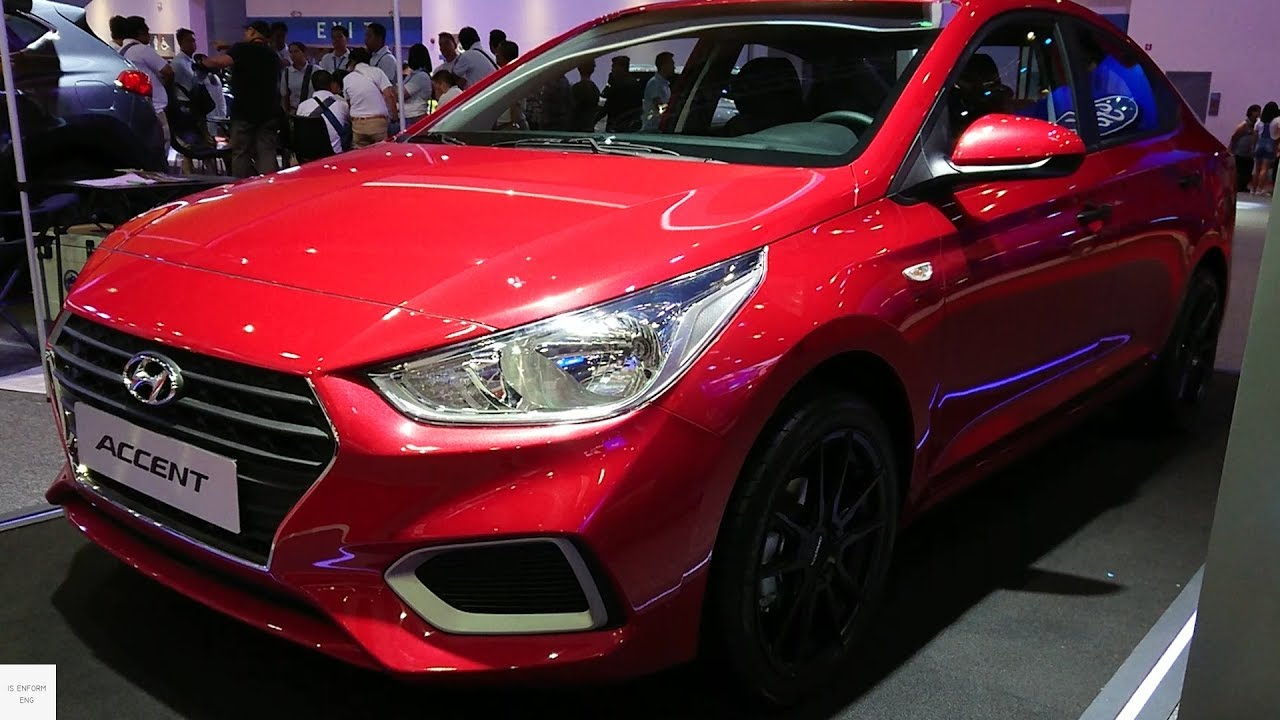 Hyundai Accent phiên bản 1.6AT Dầu