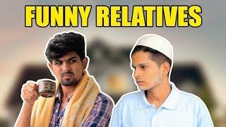 Funny Relatives | Hyderabadi Comedy | Warangal Diaries