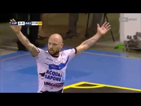 Calcio a 5 - Serie A 2017/2018 - Play-off - Finale G.5 - Luparense vs Acqua&Sapone