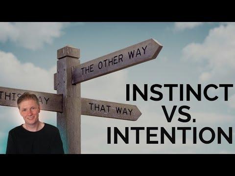 Instinct vs. Intention When Quitting Smoking