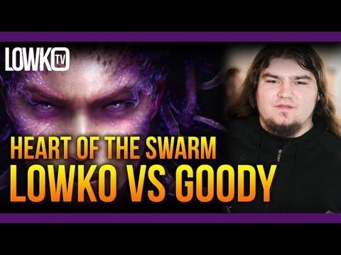 Lowko vs ESC.GoOdy - Zerg versus Terran - StarCraft II: Heart of the Swarm