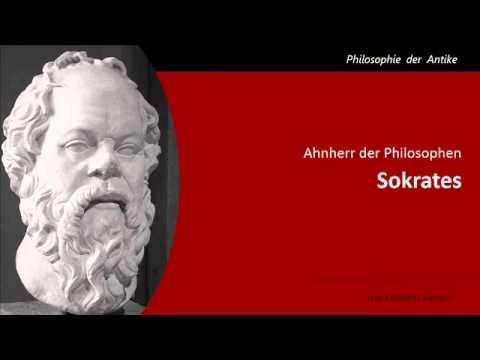 Sokrates   Ahnherr der Philosophen