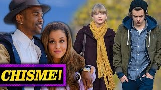 Ariana Grande Embarazada? Taylor Swift Otra Cancion de Harry Styles? - CHISMELICIOSO!