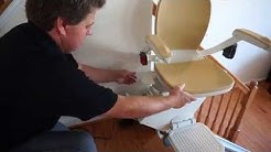 Stairlift repairs and common problems quick check.