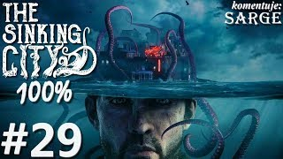 Zagrajmy w The Sinking City PL (100%) odc. 29 - Milczenie jest złotem