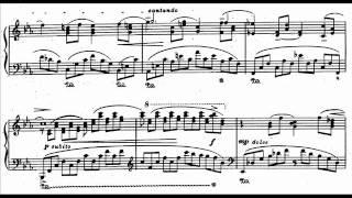 Wild plays Medtner - Sonata Tragica, op. 39 No. 5 Audio + Sheet music