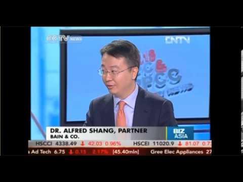 Biz Asia 03/15/2013 Part 2 - intervento di Zhen Gao